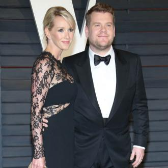 James Corden Thinks Wife Is Too Good