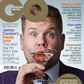James Corden thinks about life without The Late Late Show