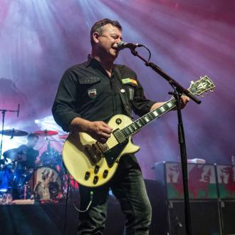 Manic Street Preachers perform at Meltdown