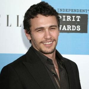 James Franco Named Leading Man Of The Year By Gq