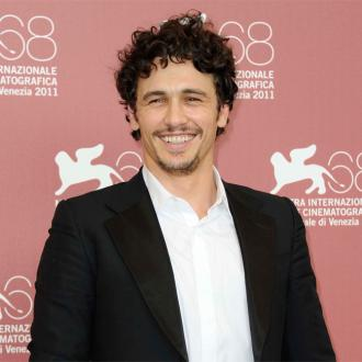 James Franco's Sleepy Date
