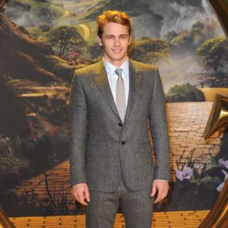 James Franco 'excited' by Oz the Great and Powerful
