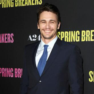 James Franco: Serious Image Is 'Draining'