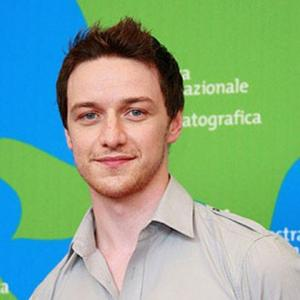 James Mcavoy To Play Santa's Son
