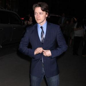 James Mcavoy Slams 3-D Movies