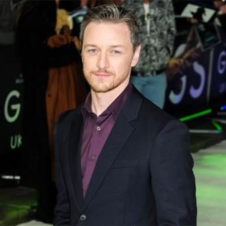 James McAvoy's work keeps him grounded