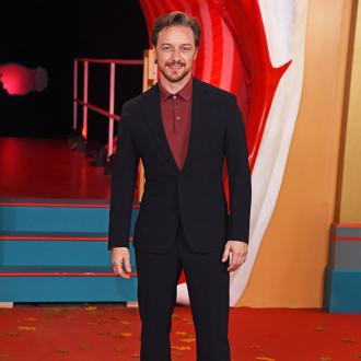 James McAvoy told he's too short for roles