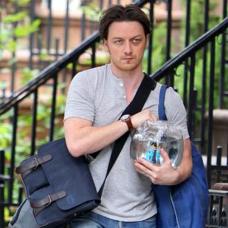 James Mcavoy Drops Out Of Wikileaks Film