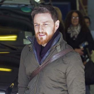James Mcavoy Splits Baby Duties With Wife