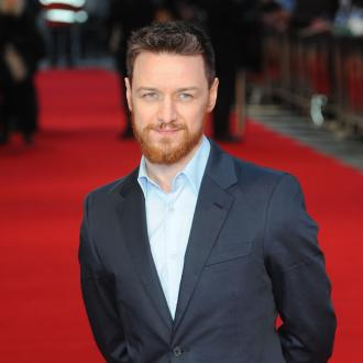 James Mcavoy: 'X-men Character In Dark Place'