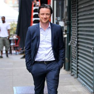 James Mcavoy's Got Drunk For Role