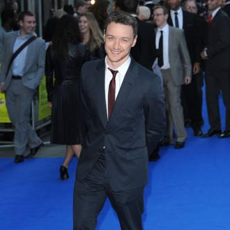 James McAvoy considered career in the navy