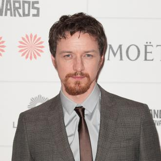 James Mcavoy: Filming X-men Was 'More Like A Sex Scene'