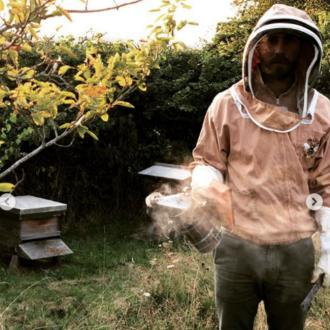 James Middleton Is A Beekeeper