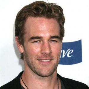 James Van Der Beek's Baby Joy