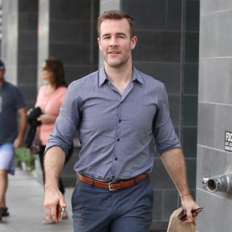 James Van Der Beek wants to end period poverty