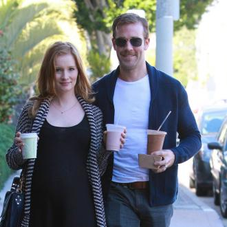 James Van Der Beek's pregnant wife is 'exhausted'
