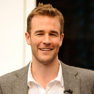 James Van Der Beek thinks third child will be trickier