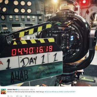 Filming begins on Aquaman