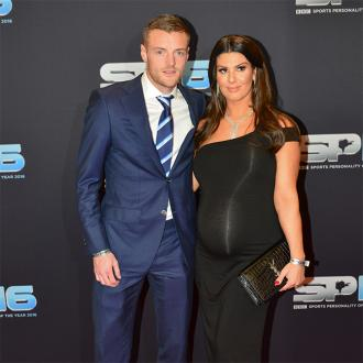 Jamie And Rebekah Vardy's Hospital Dash With Son