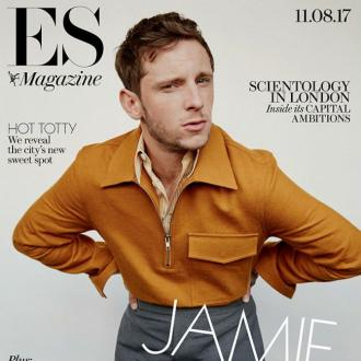 Jamie Bell wouldn't leave family