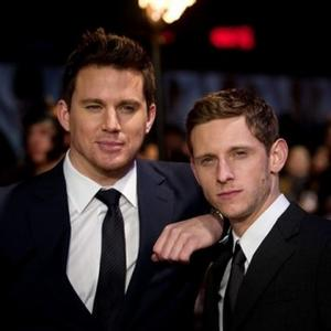 Jamie Bell Wanted Dance Contest With Channing Tatum