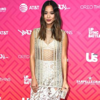 Jamie Chung wants to meet Donald Trump