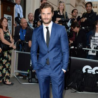 Jamie Dornan's dad gives him notes on every film