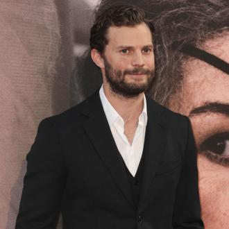 Jamie Dornan can do '100 press ups'