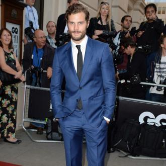Jamie Dornan Gets Drunk With Robert Pattinson