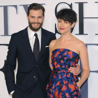 Jamie Dornan watches his own movies