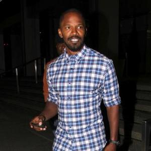 Jamie Foxx: Django Unchained Is A Love Story
