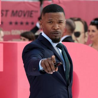 Jamie Foxx says Taron Egerton is 'one of Hollywood's most talented'