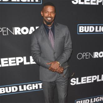 Jamie Foxx: You Can't Be Fit Without Eating