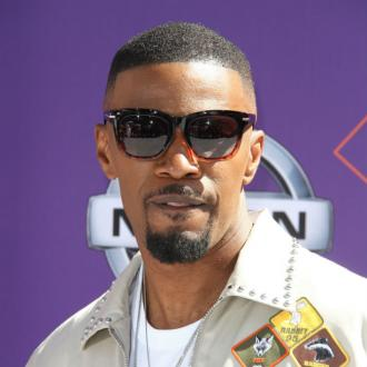 Jamie Foxx is 'helping out' young singer