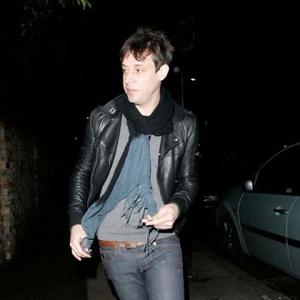 Jamie Hince Has Scream-ing Stag Party
