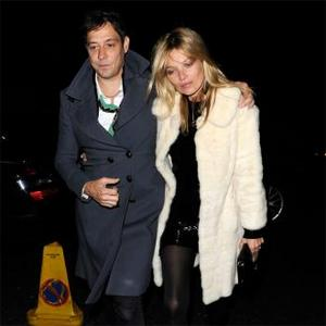 Jamie Hince Finds Fashion Shows Uncomfortable