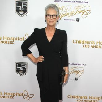 Jamie Lee Curtis' emotional Halloween shoot