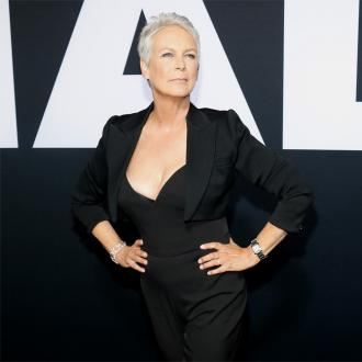 Jamie Lee Curtis is a scaredy cat
