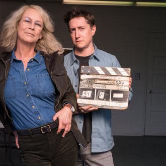 Jamie Lee Curtis has started shooting Halloween