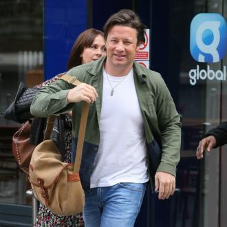 Jamie Oliver confronts would-be burglar