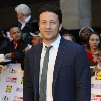 Jamie Oliver: I'm actually quite shy