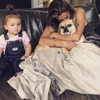 Jana Kramer's Dog Has Died