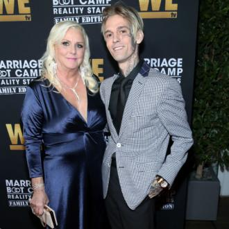 Aaron Carter protected by tattoo