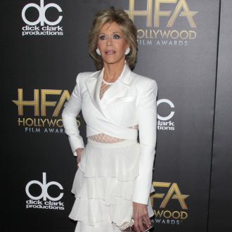 Jane Fonda to use her 'platform' for things she 'believes in'