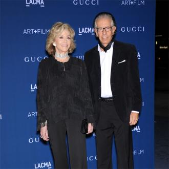 Jane Fonda splits up with boyfriend Richard Perry