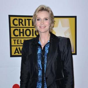 Jane Lynch Loves Glee Tracksuits