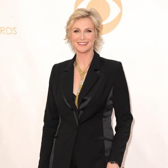 Jane Lynch is close friends with therapist