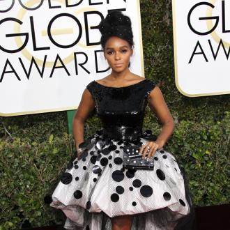 Janelle MonáE Co-designed Her Golden Globes Dress With Giorgio Armani