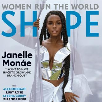 Janelle Monae on fighting for social justice: 'It's time to get uncomfortable'